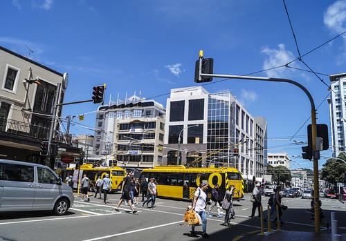 Taranaki Street - Wellington