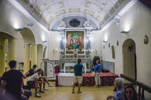 Corbara (SA), 2019, Corbara e il corbarino. Cappella di San Giuseppe.