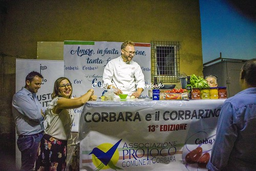 Corbara (SA), 2019, Corbara e il corbarino.
