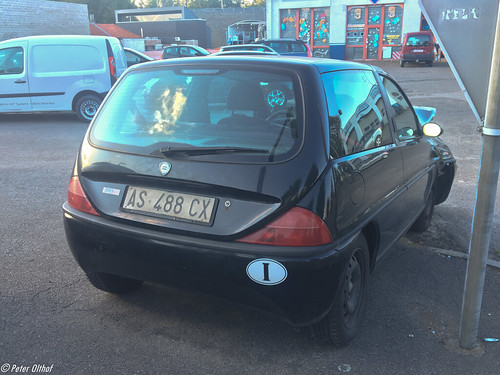 Lancia Ypsilon from Italy