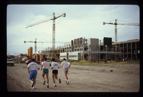 Construcción de la Biblioteca del Campus de Ciudad Real