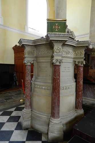 interior Iglesia Catedral de Cristo o de la Santisima Trinidad Waterford Republica de Irlanda 06