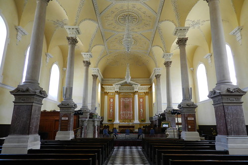 interior Iglesia Catedral de Cristo o de la Santisima Trinidad Waterford Republica de Irlanda 04