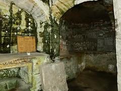Boží hrob, Velenice / Grab Gottes-Kapelle,Wellnitz / God's Grave Chapel, Velenice