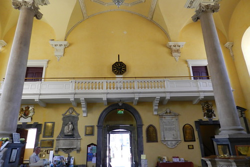 interior Iglesia Catedral de Cristo o de la Santisima Trinidad Waterford Republica de Irlanda 03