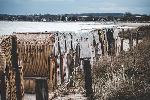 Haffkrug, Lübecker Bucht, Ostsee