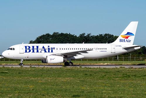 LZ-BHL | Airbus A320-232 | BH Air
