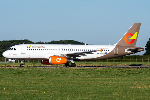 SX-KAT | Airbus A320-232 | Orange2Fly