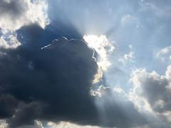 The sky!