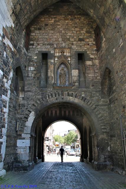 Ponttor - Aachen, Alemanha