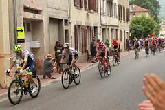 FR19 5758 Le Tour de France, stage 15. Bélesta, Ariège - Photo of Montbel