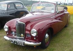 Sunbeam-Talbot 90 Drophead Coupe (1951)