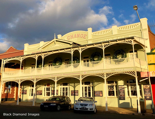 Exchange Hotel & Guest House 1912, Grenfell, NSW