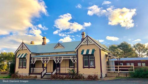 Railway Station, Built 1901, Grenfell, NSW