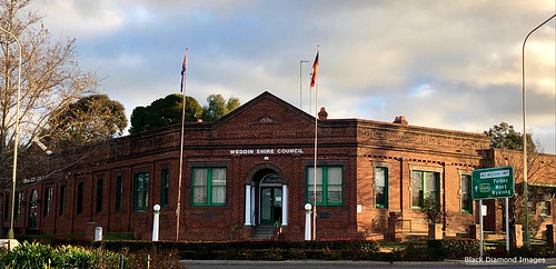 Weddin Shire Council, Built 1936, Grenfell NSW