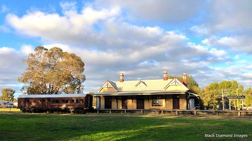 Railway Station, Grenfell, NSW