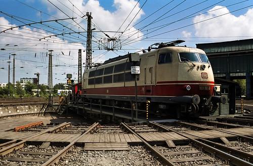 103 112 - Bw Hamburg Eidelstedt - 1990/07