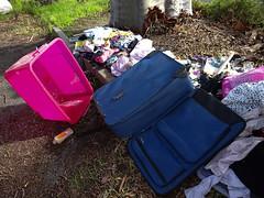 Dumped Clothes