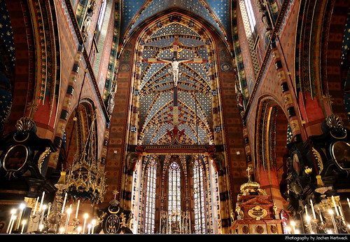 St. Mary's Cathedral, Krakow, Poland