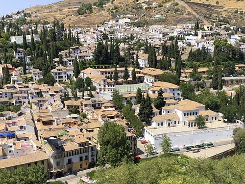 Granada, Alhambra -496
