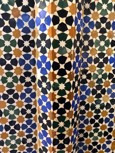 Granada, Alhambra -481