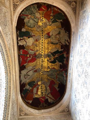 Granada, Alhambra -484