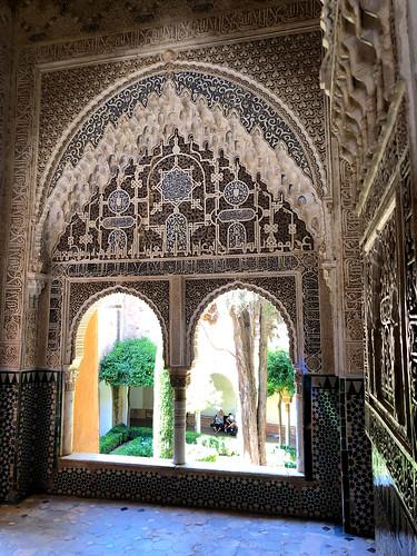 Granada, Alhambra -491