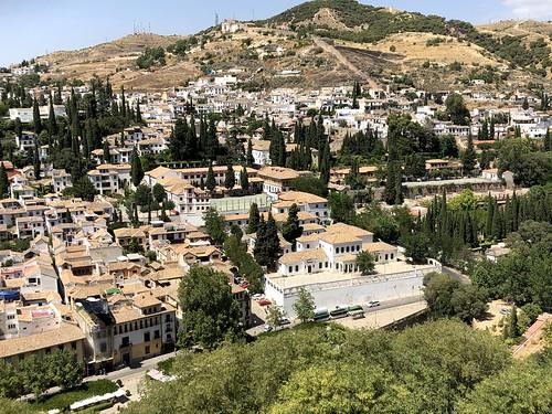 Granada, Alhambra -495
