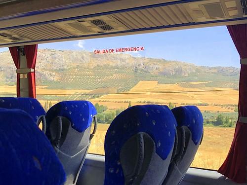 Ronda, Bus Ride -004