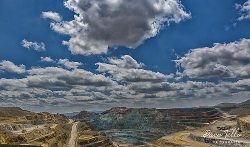 Cerro Colorado. Riotínto.