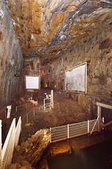 Souterroscope de l'Ardoisière à Caumont l'Éventé