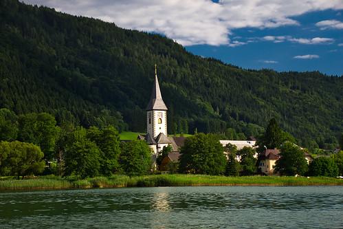 Ossiach, Carinthia, Austria