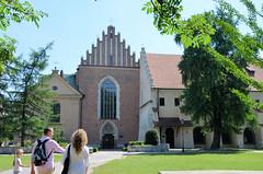 Kraków, Klasztor i Bazylika Franciszkanów