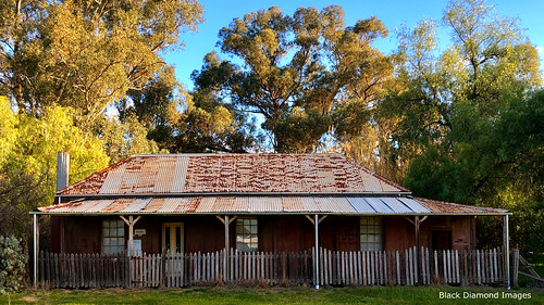 Historic Bimbi Post and Telephone Office, Established 1883, Bimbi, near Grenfell, NSW