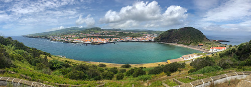 Panorama Praia do Porto Pim