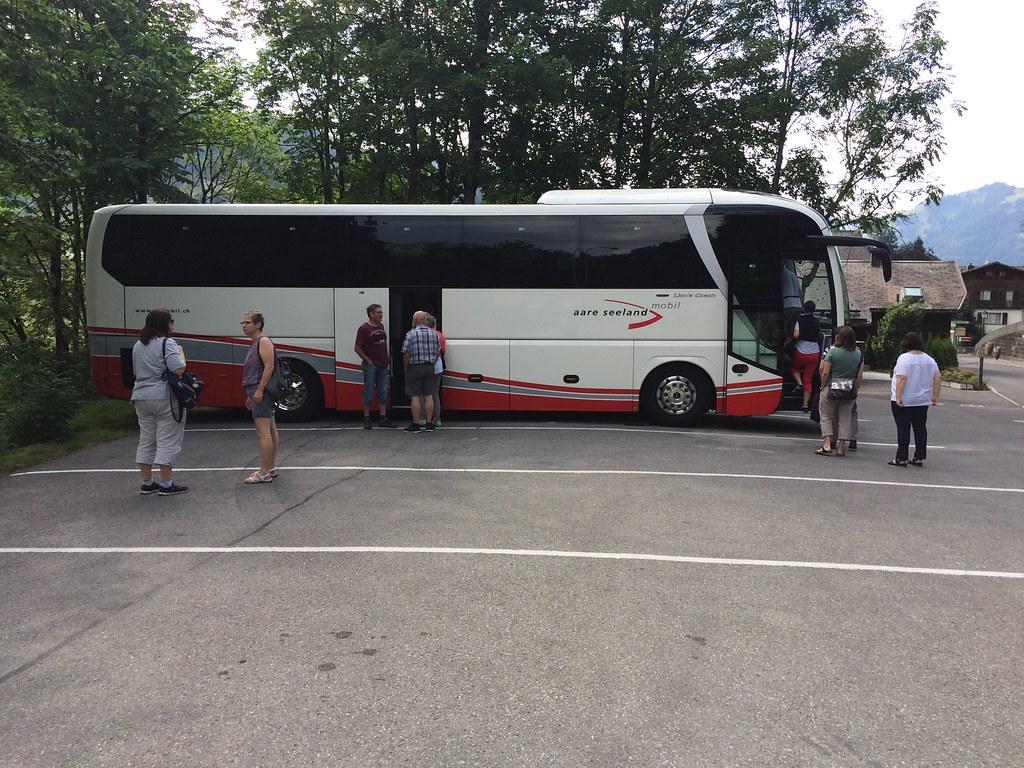 2019 Vereinsausflug St. Léonard 20.07.19
