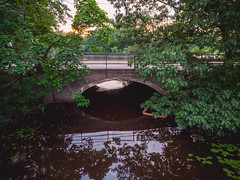 Woerd Ave Bridge - Prior to Disassembly