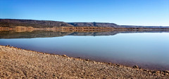 Cochiti Lake in December