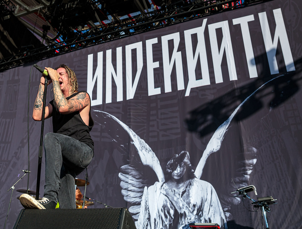 Underoath | Texas Review | Ralph Arvesen