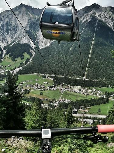 St. Anton am Arlberg Biking 2019