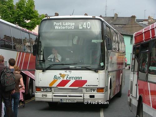 Bus Eireann VC115 (97D47506).