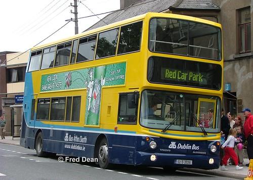 Dublin Bus AV261 (02D20261).