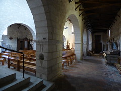 Aubterre - church of St Jacques (9) - Photo of Courlac