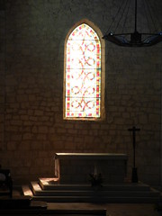 Aubterre - church of St Jacques (11)