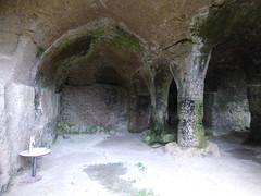 Gurat - subterranean church of St George (3)