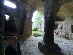 Gurat - subterranean church of St George (7)