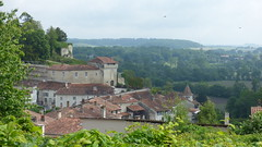 Aubterre - view (3) - Photo of Saint-Avit