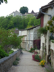 Aubterre - village view - Photo of Saint-Avit