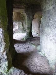 Gurat - subterranean church of St George (2)