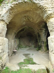 Gurat - subterranean church of St George (4)